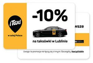Taxi Lublin | iTaxi