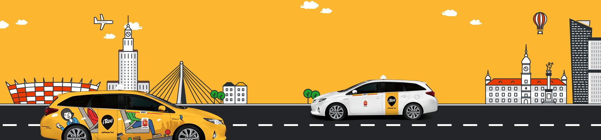 Taxi Warszawa - Zamów taksówkę w aplikacji online i podróżuj ...